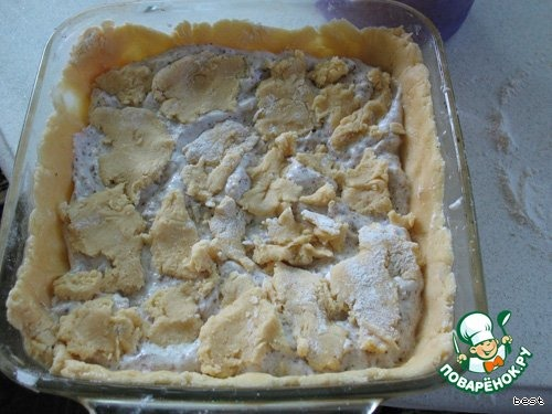 Пирожные  Мишка на севере