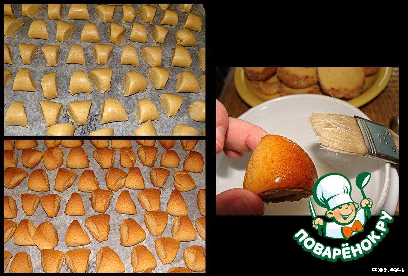 Медово - миндальное печенье Biberle