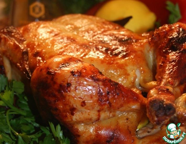Рецепт: Курица Секретная