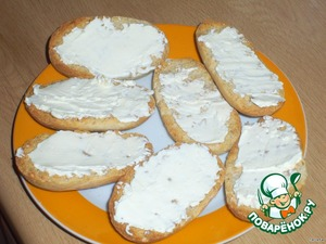 Бутербродик Пустячок – кулинарный рецепт
