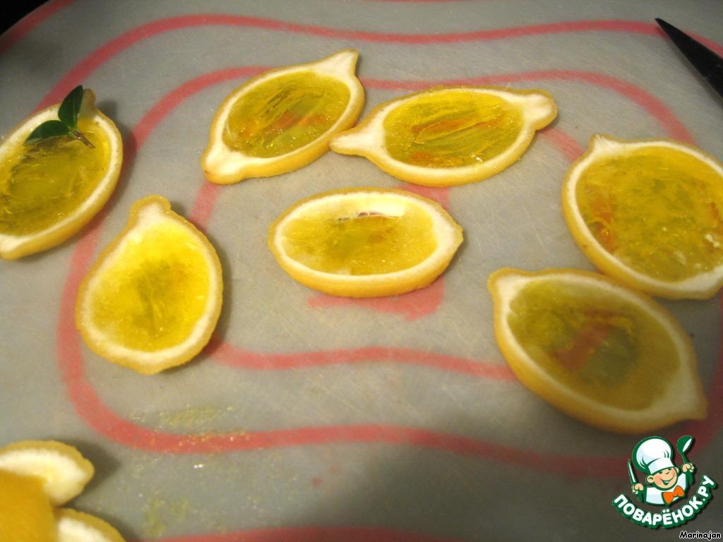 """Тарталетки """"Лимонный всплеск"""""""