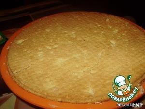 Торт «Степашка» – кулинарный рецепт