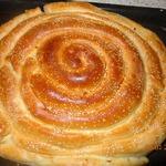 Пирог-улитка 3 начинки
