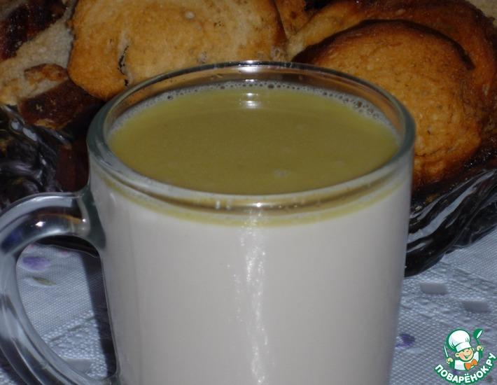 Рецепт: Калмыцкий чай