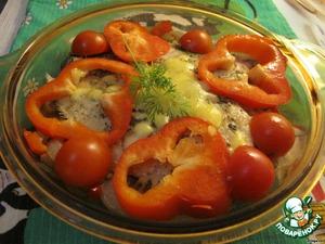 Украшаем блюдо веточкой зелени, зовем любимого словами «Подари мне этот вечер!».