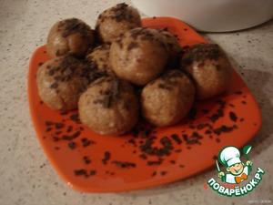 """Пирожное """"Картошка-Чебурашка"""" – кулинарный рецепт"""