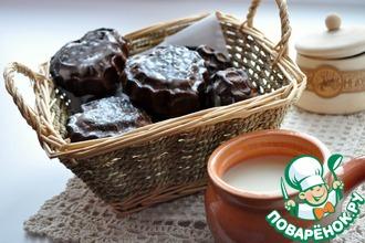 Рецепт: Пряники шоколадные