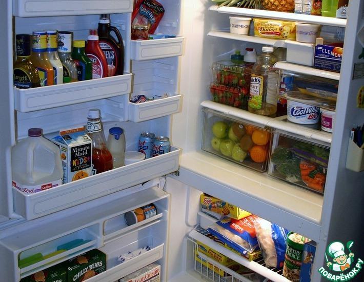 Хранение продуктов