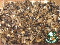 Слоеный салат Кирпичик с курочкой ингредиенты