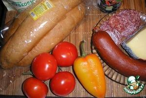 """Пирог """"Гости на пороге"""" – кулинарный рецепт"""