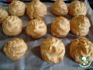 """Пирожное """"Орешек"""" – кулинарный рецепт"""