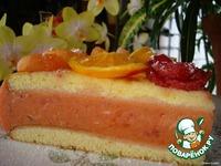 """Торт """"Фруктовый"""" ингредиенты"""
