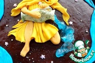 Рецепт: Торт Водолей