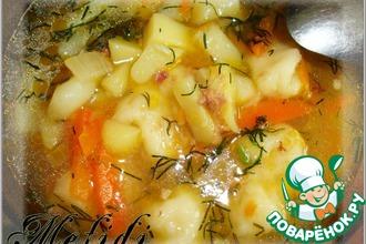 Рецепт: Мамин суп