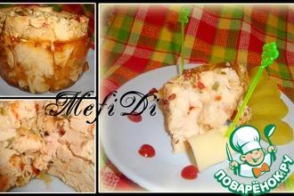 Рецепт: Куриный тортик