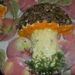 Салат Под дубком