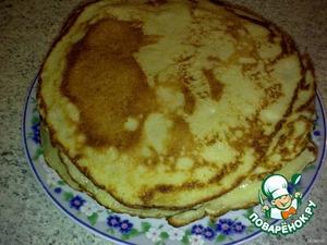 """Закуска """"С любимым рай и в шалаше"""" – кулинарный рецепт"""