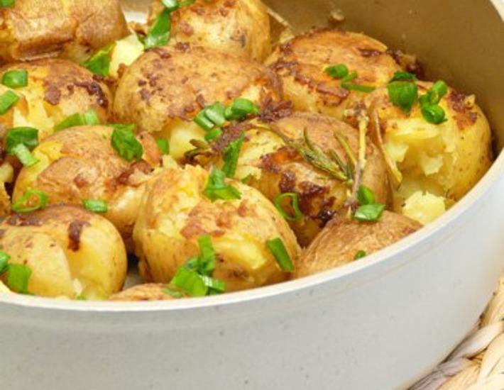 Рецепт: Картофель Запечeнный
