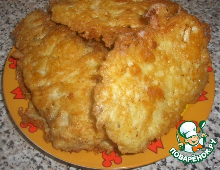 Рецепт: Куриное филе Птица оригинальная