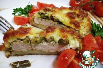 Рецепт: Мясо на дранике
