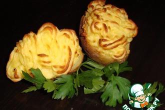 Рецепт: Картофель по-нормандски