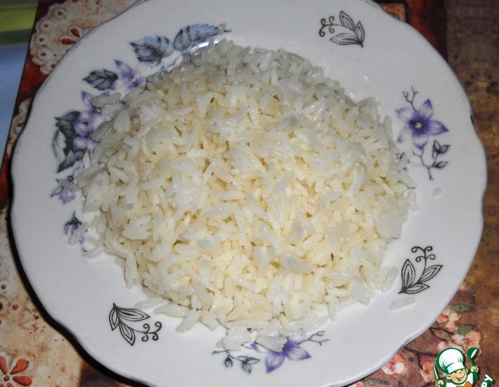 Рецепт: Рис с большой буквы