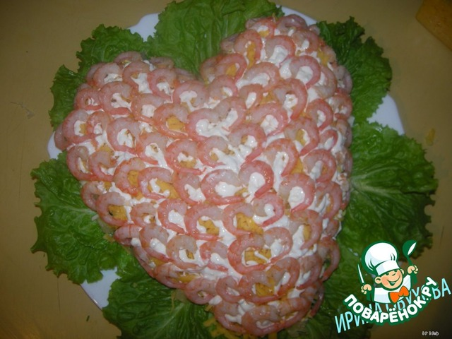 "Салат ""Комплимент"" – кулинарный рецепт"