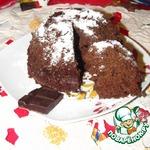 Шоколадный пирог из микроволновки Чудо