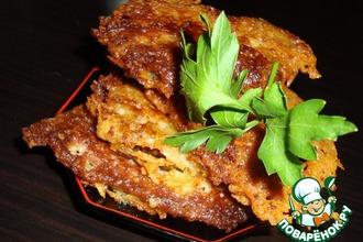 Рецепт: Вкусный кляр для отбивного мяса