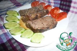 Рецепт: Мясо, запеченое в рукаве Пикантное