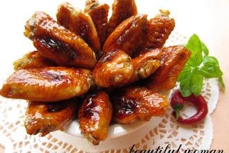 Рецепт: Блюда из курицы
