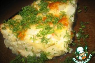 Рецепт: Запеканка из цветной капусты