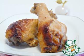 Рецепт: Очень вкусный маринад для курицы