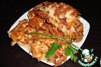 Рецепт: Котлеты из макарон и колбасного фарша