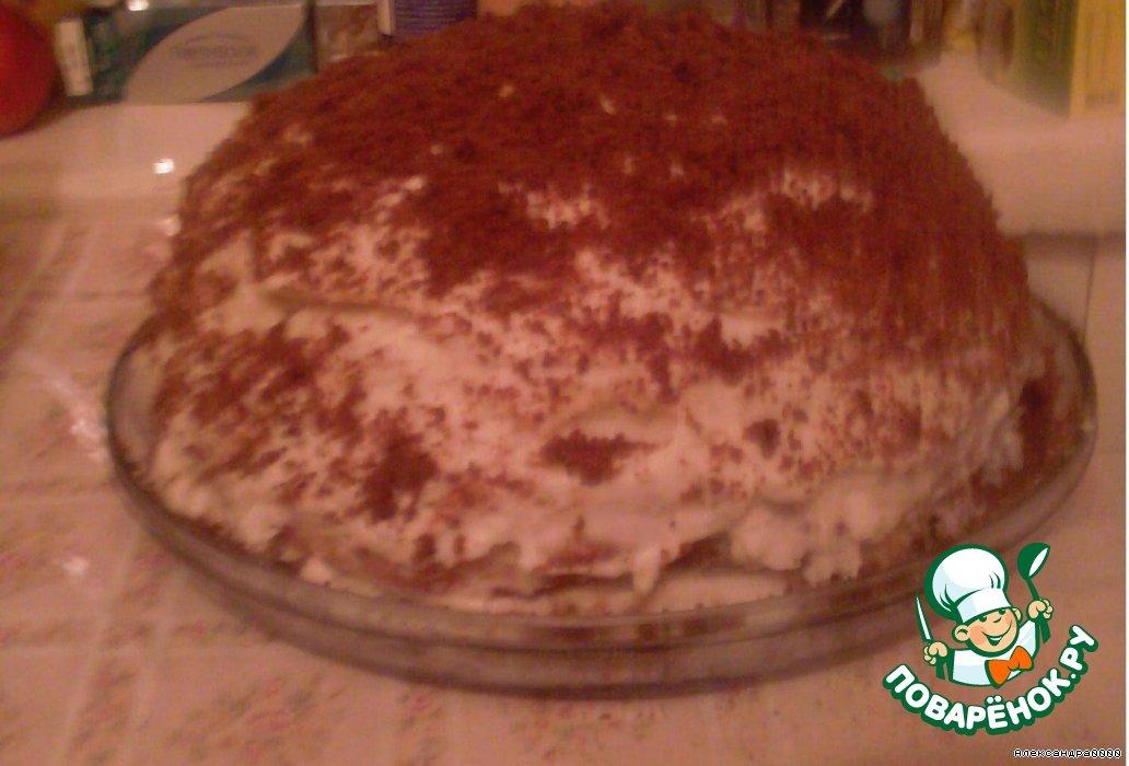 Тортик Баунти