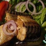 Закуска из рыбы Золотистое удовольствие