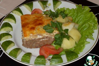 Рецепт: Мясо для ленивых