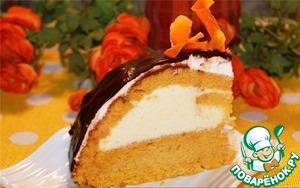 """Смузи """"Любовь-морковь"""" – кулинарный рецепт"""