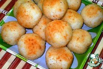 Рецепт: Рисовые шарики