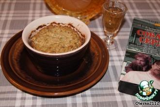 Рецепт: Горячая закуска профессора Преображенского