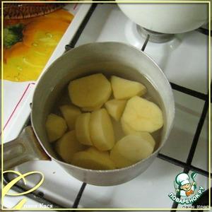 Пюре куриное с овощами – кулинарный рецепт