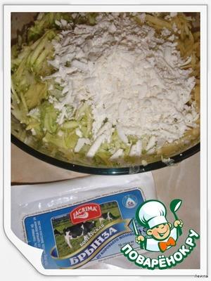 Котлеты из кабачков – кулинарный рецепт