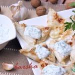 Капустные треуголочки по-азербайджански