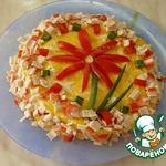 Закусочный тортик Калейдоскоп