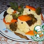 Маринованная закуска Хороша капустка...