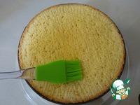 Торт с лимонным кремом и итальянской меренгой ингредиенты