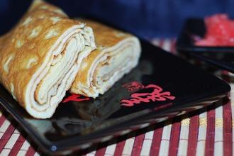 Рецепт: Японский омлет Тамаго-яки