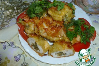 Рецепт: Куриные котлеты в корочке