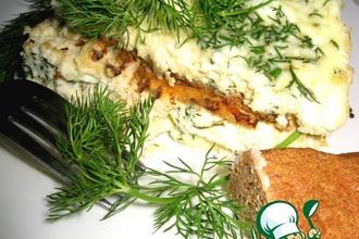 Рецепт: Завтрак Привет из Болгарии