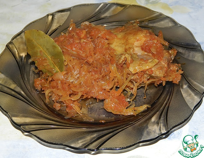 Рецепт: Бигос с мясом